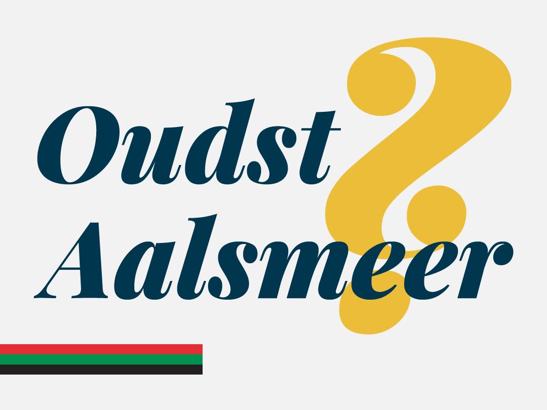Oudst Aalsmeer - Een levende expositie van Stichting Oud Aalsmeer