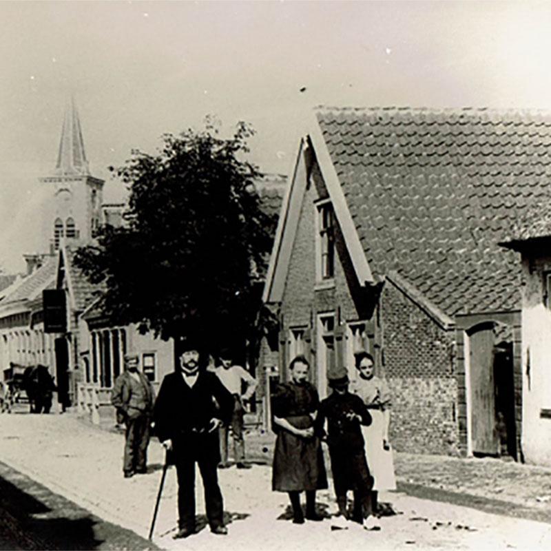 Oudste foto van Aalsmeer