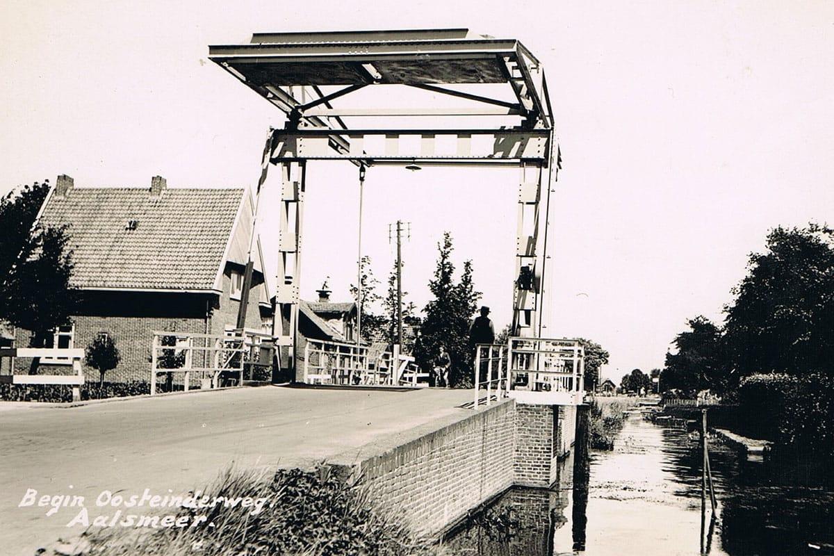 Ansichtkaart - Barendebrug - Aalsmeer op de kaart