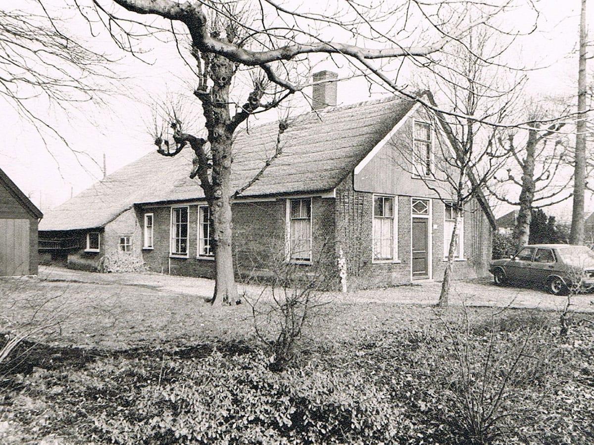 Expo - Aalsmeerse Boerderijen - Hooihuis Uiterweg 174 - Rijksmonument