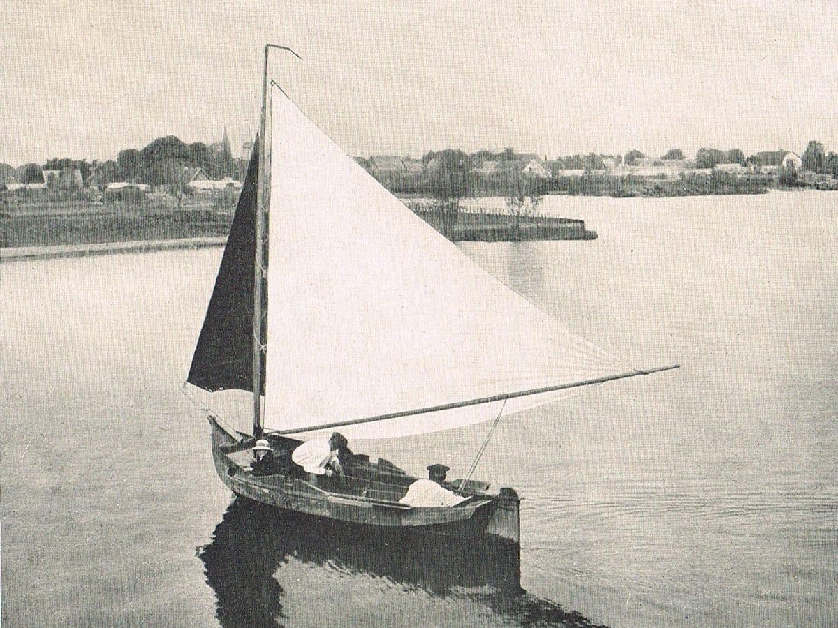 Schoon Schip - Aalsmeerse vaartuigen: Aalsmeerse Grundel