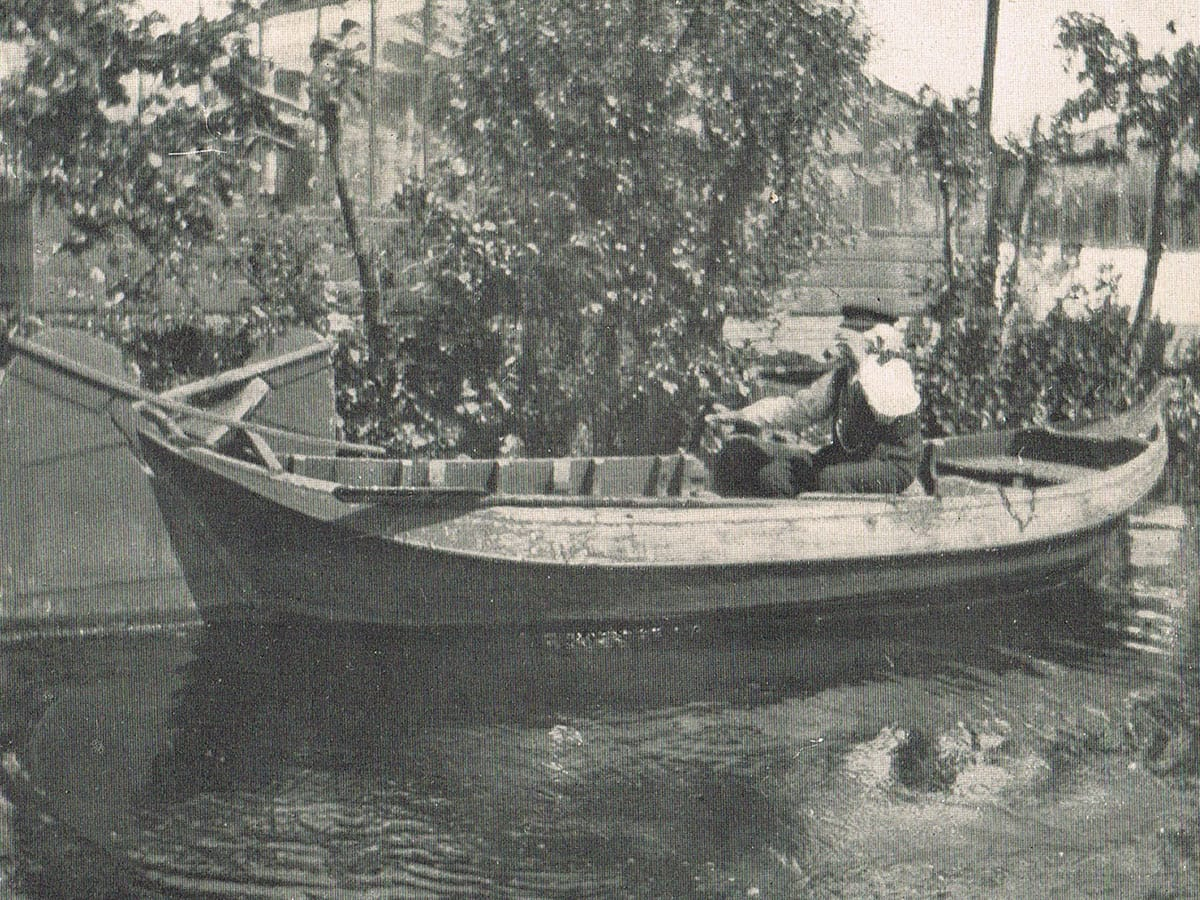 Schoon Schip - Aalsmeerse vaartuigen: Aalsmeerse Punter