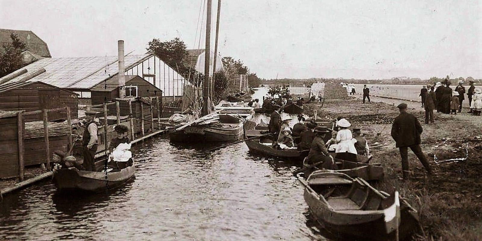 Schoon Schip - Aalsmeerse vaartuigen