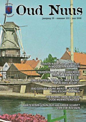 Oud Nuus #151 Cover