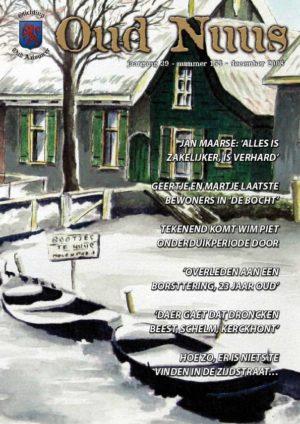 Oud Nuus #153 Cover