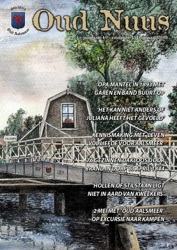 Oud Nuus #154 Cover