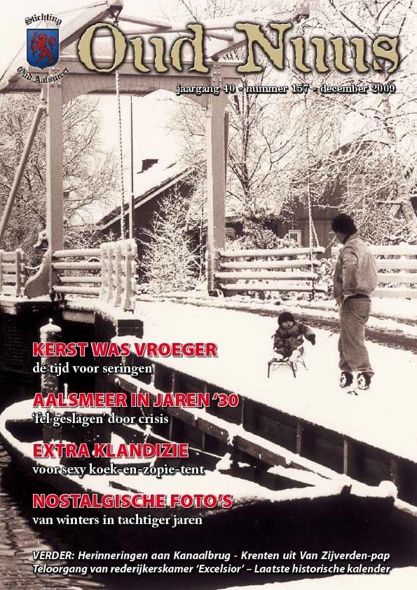Oud Nuus #157 Cover