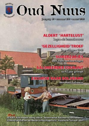 Oud Nuus #158 Cover