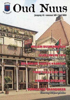 Oud Nuus #159 Cover