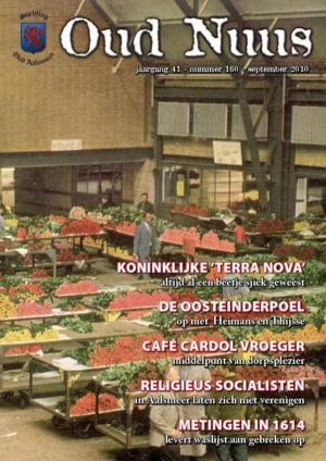 Oud Nuus #160 Cover