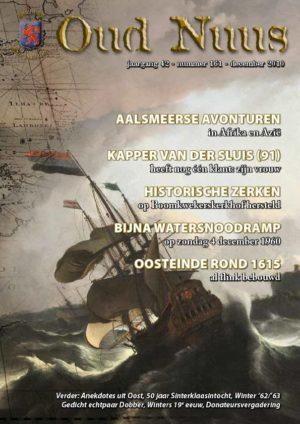 Oud Nuus #161 Cover