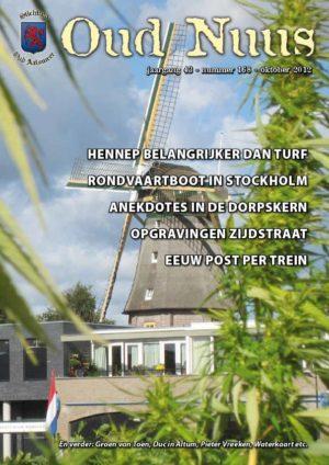 Oud Nuus #168 Cover