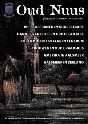 Oud Nuus #171 Cover