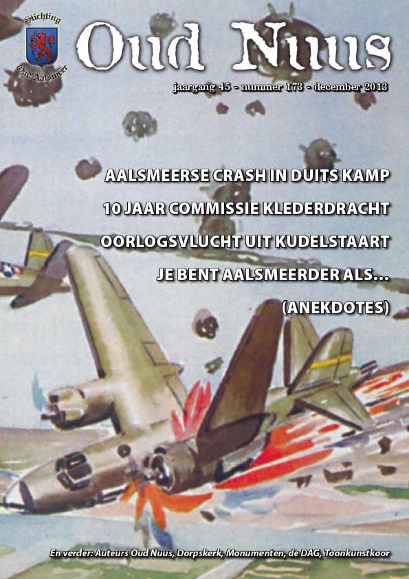 Oud Nuus #173 Cover