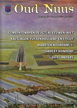 Oud Nuus #175 Cover