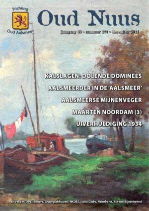 Oud Nuus #177 Cover