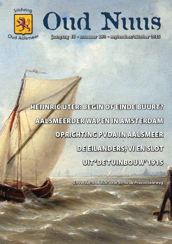 Oud Nuus #180 Cover