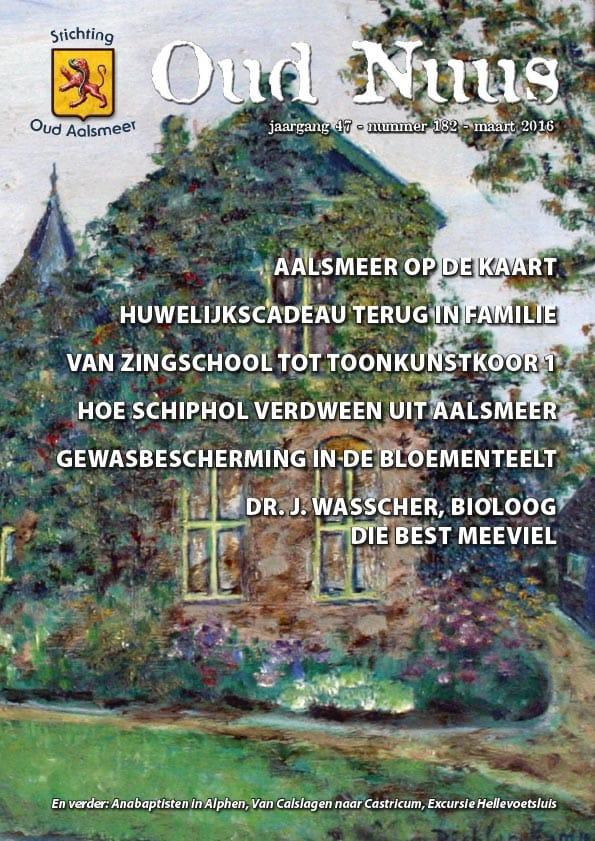 Oud Nuus #182 Cover