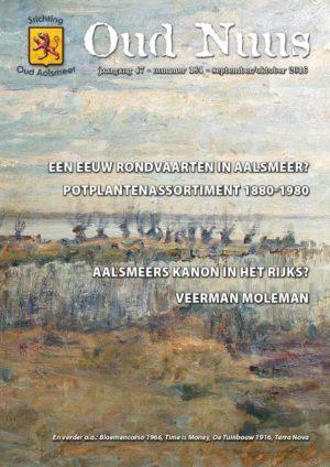 Oud Nuus #184 Cover