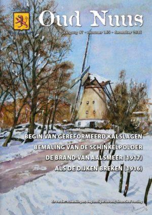 Oud Nuus #185 Cover