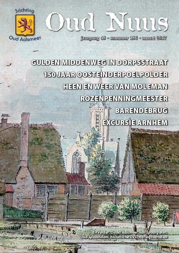 Oud Nuus #186 Cover