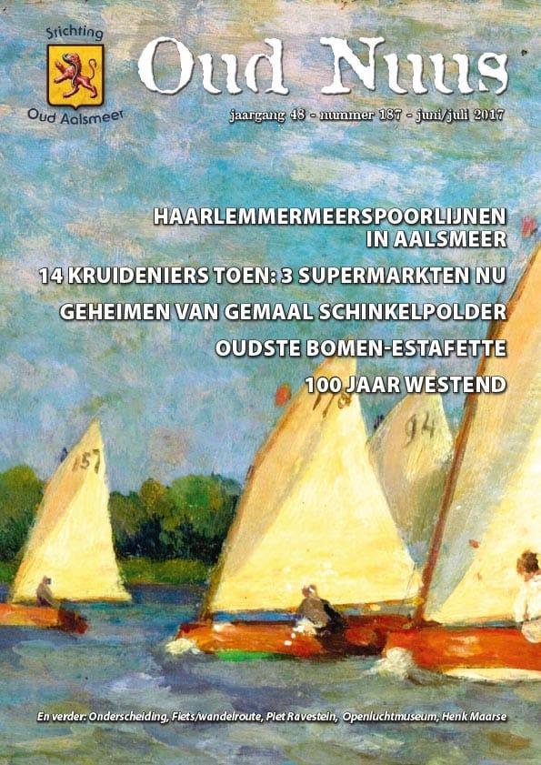 Oud Nuus #187 Cover