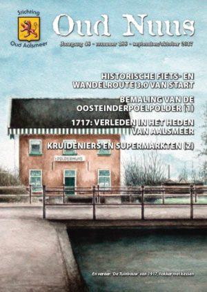 Oud Nuus #188 Cover