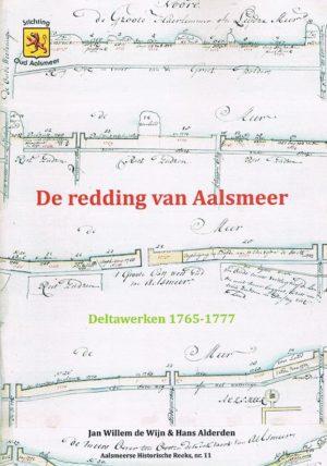 De redding van Aalsmeer - Cover