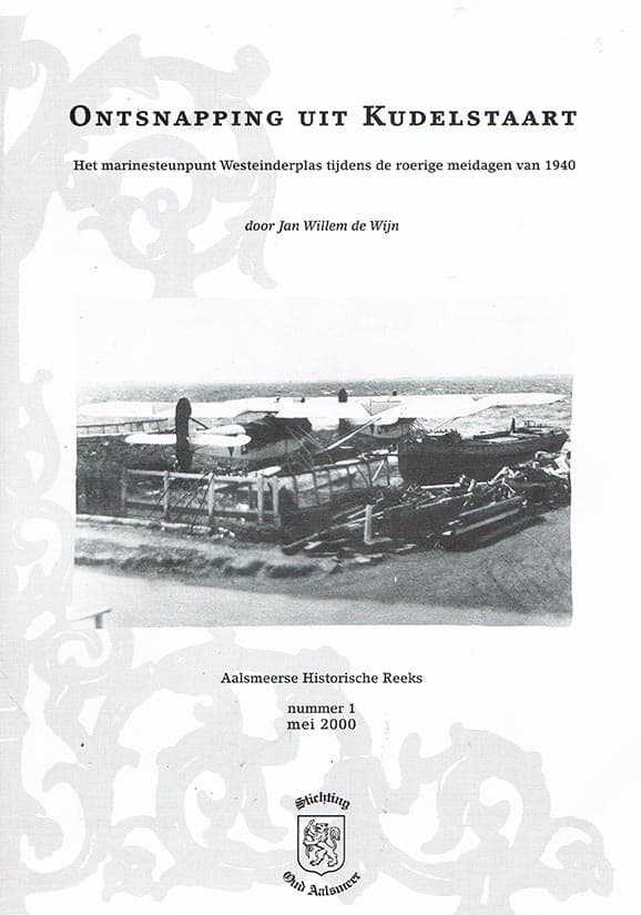 Ontsnapping uit Kudelstaart - Cover