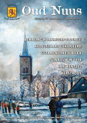 Oud Nuus #194 Cover