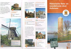 Historische Fiets en Wandelroute Aalsmeer