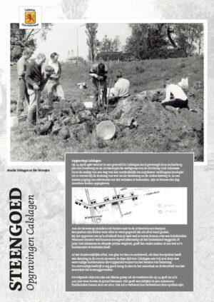Steengoed - Opgravingen Calslagen